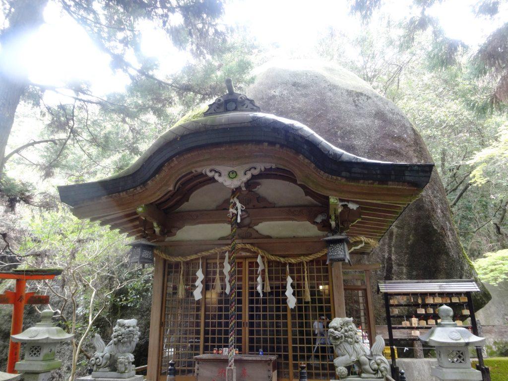 磐船神社(いわふねじんじゃ)