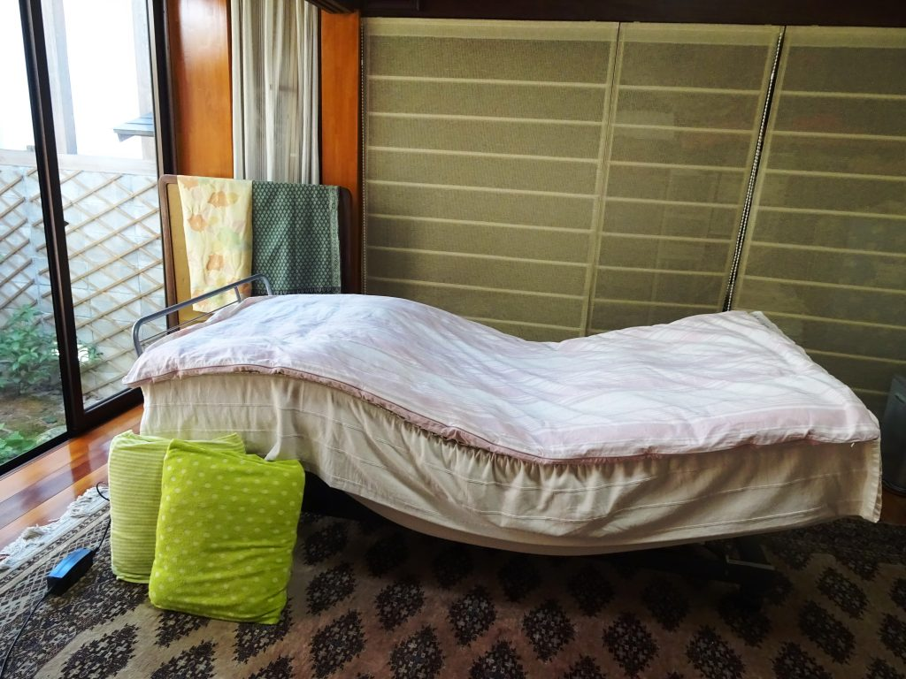 テンピュールの電動ベッド「ゼロG」