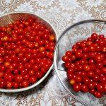 「すみればあばのふるさと便 田舎の食卓」プチトマトのレモンシロップ漬け (nya.642)