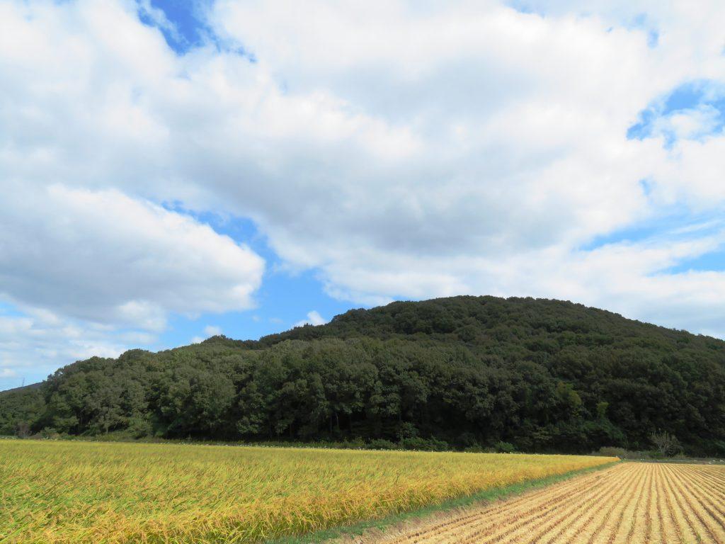 10月の田舎
