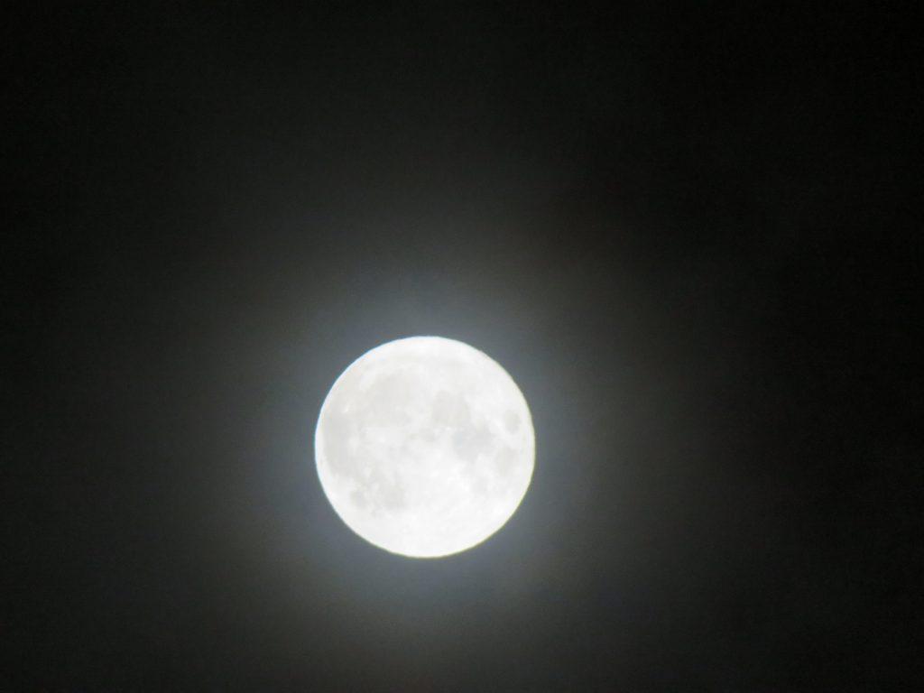 9月2日満月