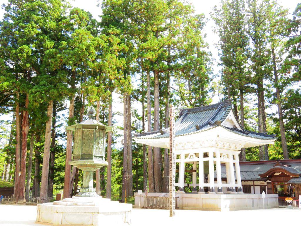 高野山 壇上伽藍 大塔の鐘